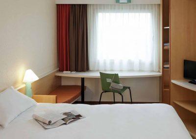 Ibis Koeln Airport Standard Zimmer