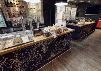 ibis-Hotel-Koln-Airport-Frühstücksbuffet